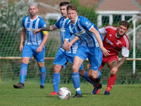 Thornton Cleveleys F.C. 1 vs 1 Coppull United F.C. – Saturday 5th September 2020