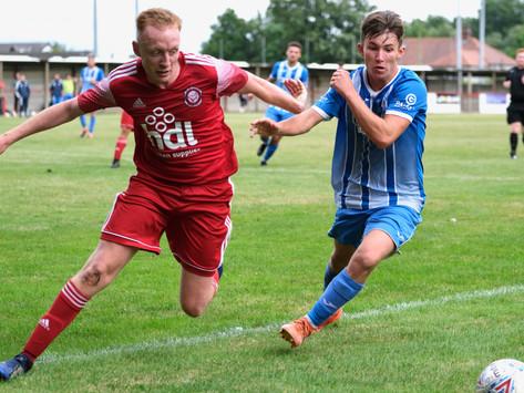 Blackpool Wren Rovers FC 4 vs Coppull United FC 2 – Saturday August 7th 2021
