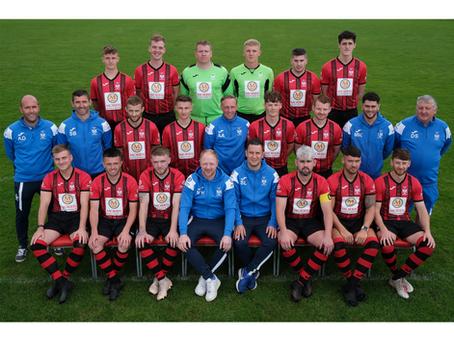 Slyne with Hest 2 vs Coppull United FC 3 - Saturday 18th September 2021