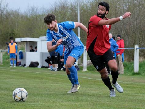 Coppull United FC 2 vs Lostock St Gerrards 2 – Saturday April 10th 2021