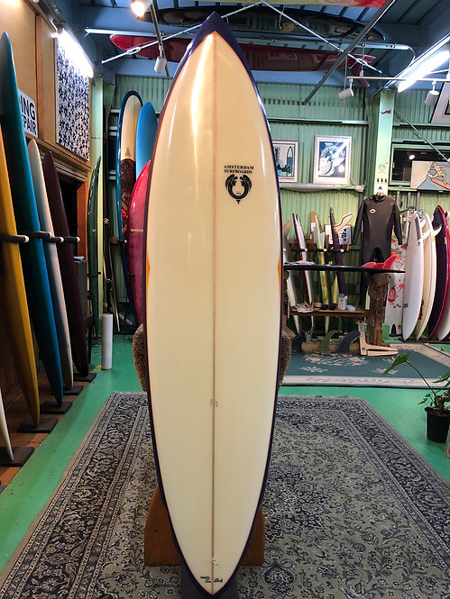 "◆20%OFF◆6'6"" Double Wing Pin / Amsterdam Surfboards by Joel Tudor"