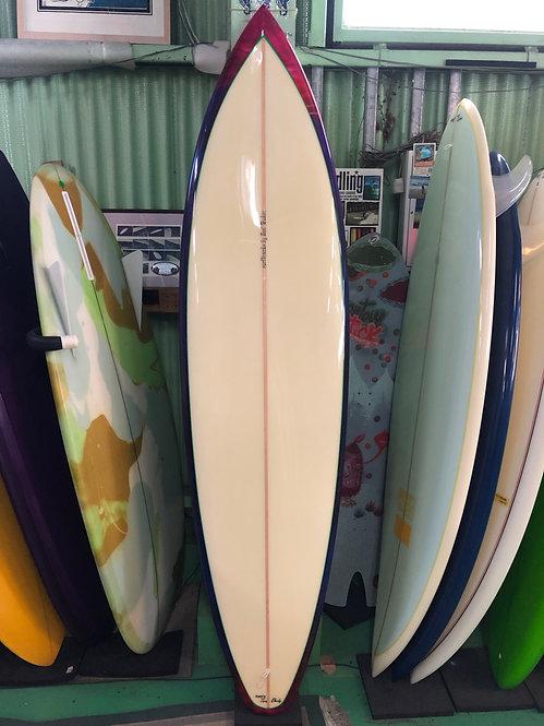 "6'8"" Indo / Surfboards by Joel Tudor"