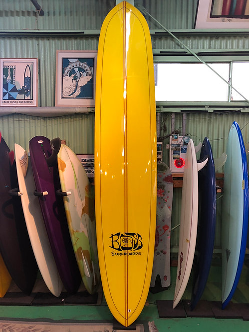 "9,9""Boss Surfboards/Custom Shaped by Bob-O"