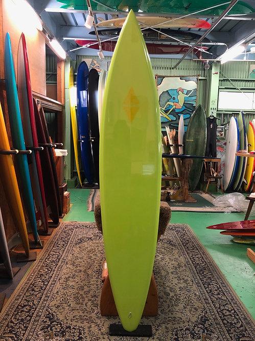 "7'5"" Diamond Gun/ Surfboards by Joel Tudor"