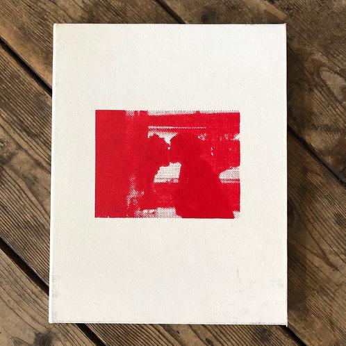 Art Book & Tape by Bradford w/BarryMcgee,AlexisRoss