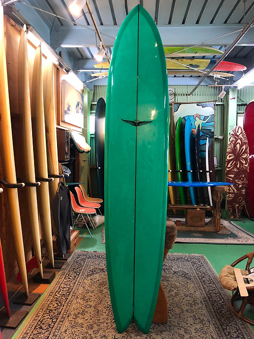 "【USED_VINTAGE 1990's】9'2""1/2 Fish Simmons / SKIP FRYE"