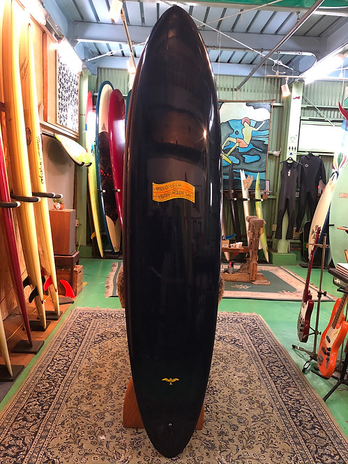"【VINTAGE circa1990】7'6"" Flow Egg / Hawaiian Pro Designs"