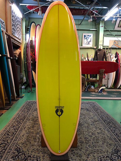 "5'8""  EGG TRI FIN/Amsterdam Surfboards"