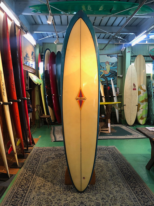 "【VINTAGE 1960's】8'5"" Transitional / JACOBS"