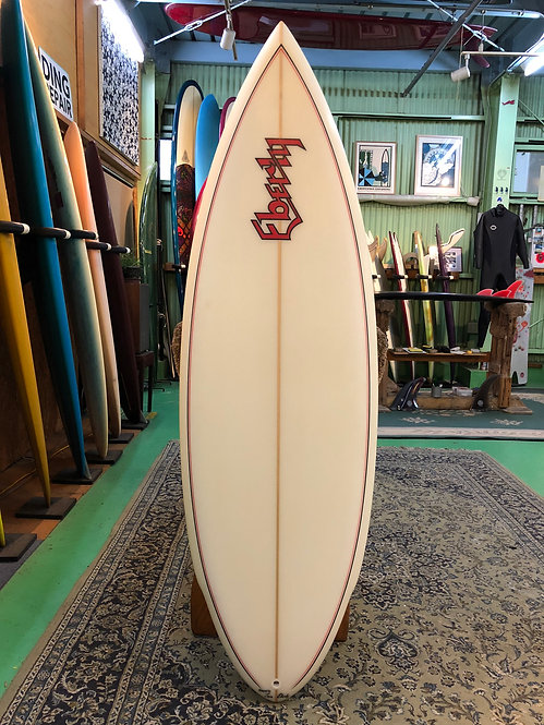 "◆10%OFF◆5'7"" Hot Stuff / Tom Eberly Surfboards"