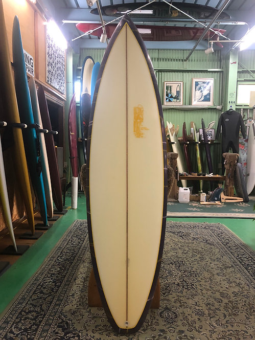 "5'11""  80's TRI / Surfboards by Joel Tudor"