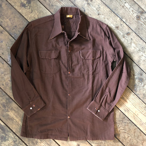 【DEAD STOCK】BYRD / L/S Shirt