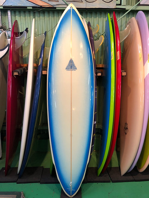 "◆30%OFF◆6'2"" Double Wing Pin / Surfboards by Joel Tudor"