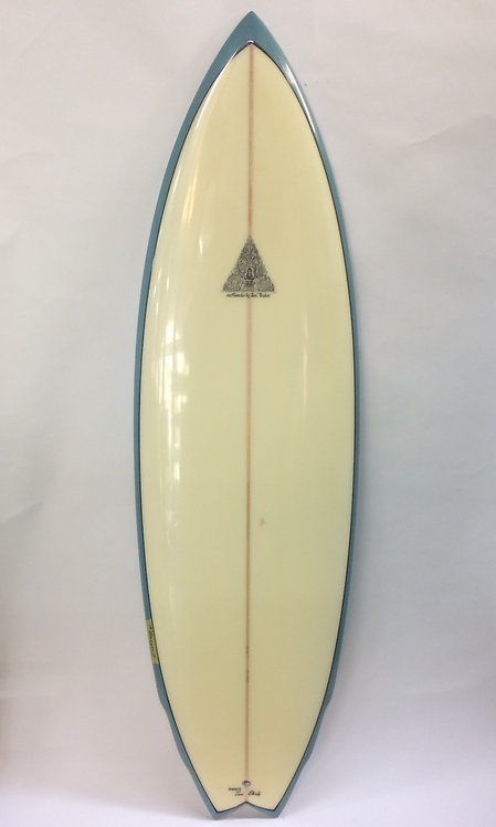 "◆10%OFF◆5'10""Double Wing SW_Quad / Joel Tudor Surfboards"