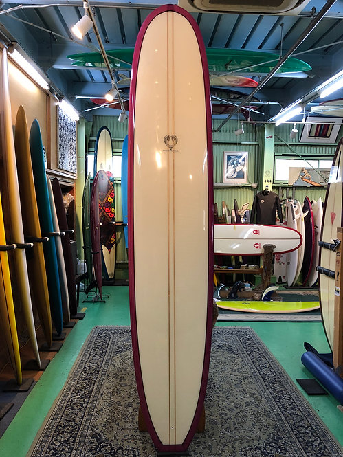 "◆40%OFF◆9'5"" CLASSIC SQUAE/Amsterdam Surfboards"