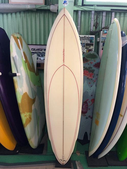 "6'2"" Double Wing Pin / Surfboards by Joel Tudor"