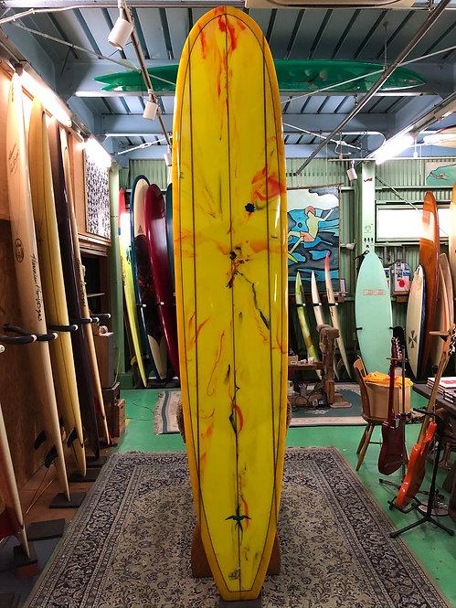 """【VINTAGEcirca1990】9'6"""" / Hawaiian Pro Designs"""