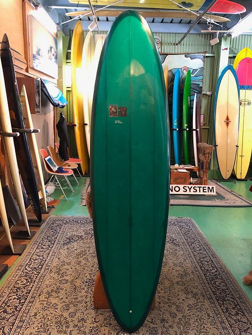"Joel's USED- 6'10""Mutant - JOEL PERSONAL /JOEL TUDOR SURFBOARDS"