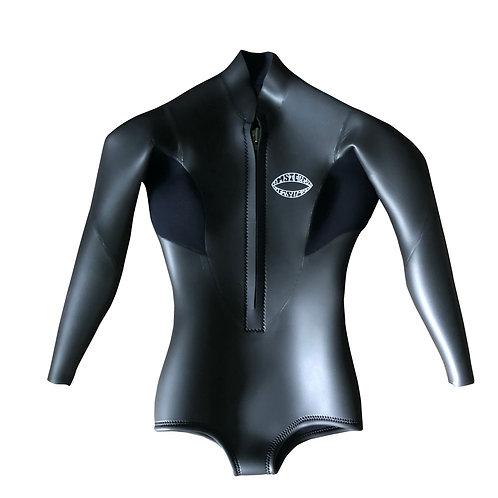 Womens Front Zip Spring Suit