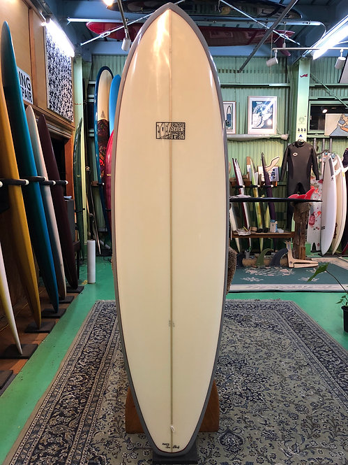 "◆30%OFF◆6'4"" Diamond Egg / Surfboards by Joel Tudor"