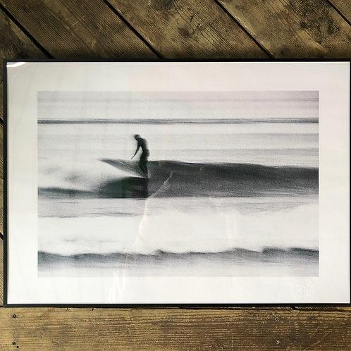 Ryan Burch Surf Photo / Authentic Wave Photo By Tatsuo Takei