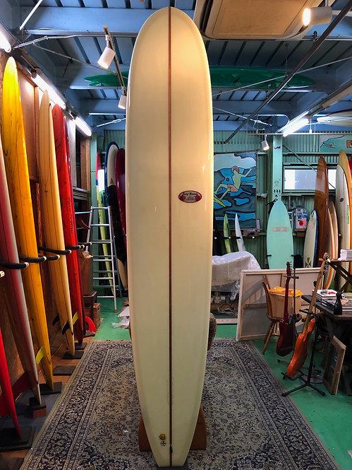 "【VINTAGEcirca1990】9'6"" Step Deck / Hawaiian Pro Designs"