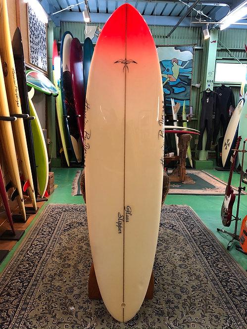 "【VINTAGEcirca1990】6'5"" glass slipper / Hawaiian Pro Designs"