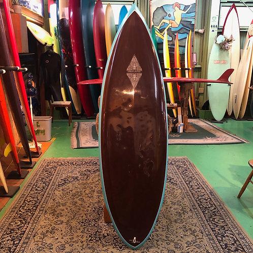 "USED_5'10""1/2  Hot Stuff / Surfboards by Joel Tudor"
