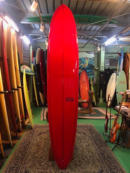 "【VINTAGEcirca1990】9'4"" DT1(Speed Shape) / Hawaiian Pro Designs"