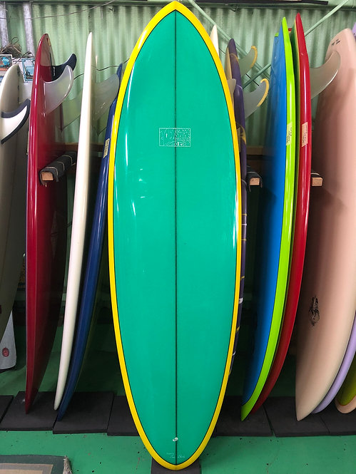 "6'2"" Karma /  Surfboards by Joel Tudor"
