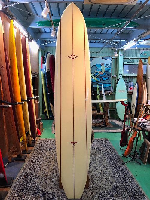 "【VINTAGEcirca1990】9'6"" JACOBS LIMITED EDITION / Hawaiian Pro Designs"