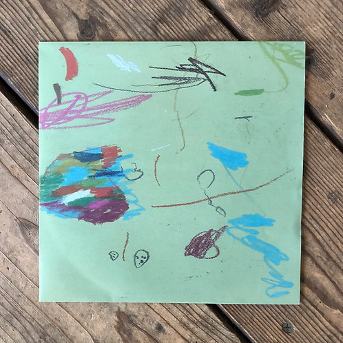 7inch Vinyl by Bradford