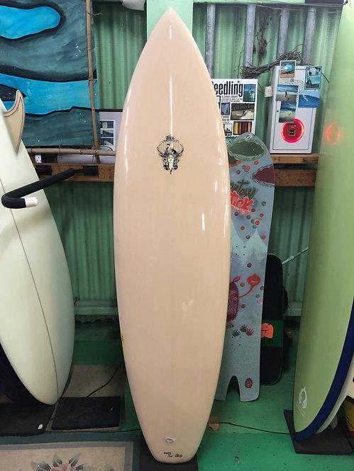 "◆50%OFF◆6'2"" Rabbit/ Surfboards by Joel Tudor"