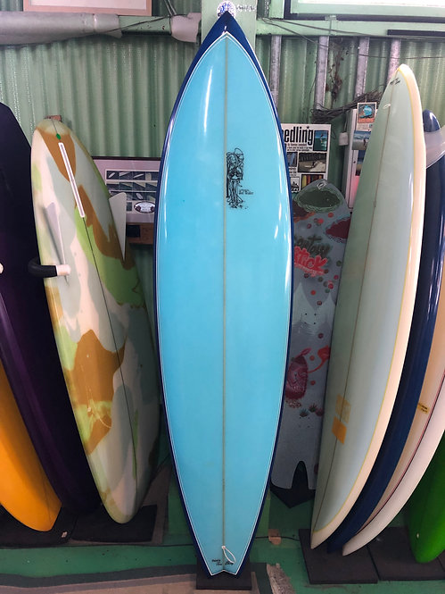 "6'4"" Indo / Surfboards by Joel Tudor"