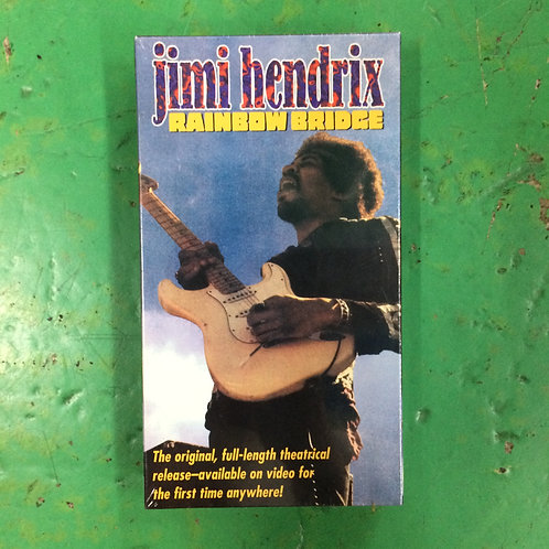 VHS-RAINBOW BRIDGE-Jimi Hendrix