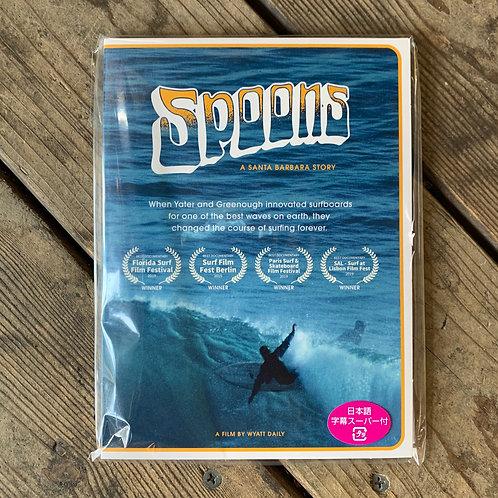 【SURF DVD】Spoons : A Santa Barbara Story-日本語サブタイトル付