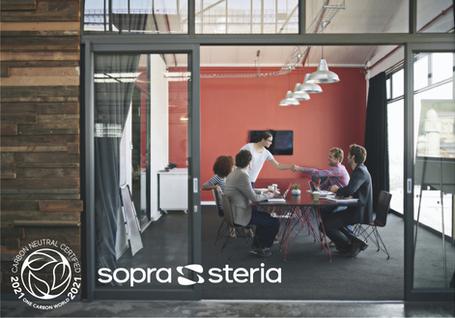 Sopra Steria - a fantastic achievement!