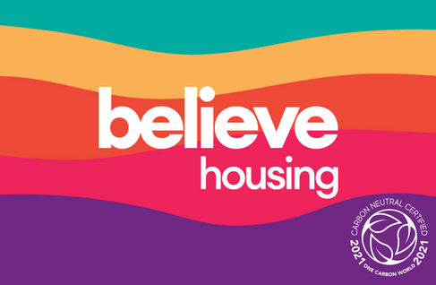 believe housing - a world and sector first!