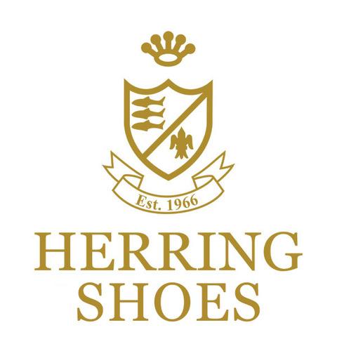 HS-logo-Gold SHOES