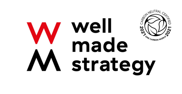Well Made Strategy - a country first!