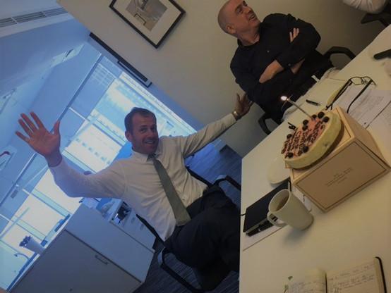 Happy Birthday Mr CEO!