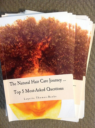 The Natural Hair Journey Top 5 Most-Asked Question