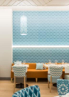 Isabel Laranjinha   Diseño del restaurante J5   Madrid