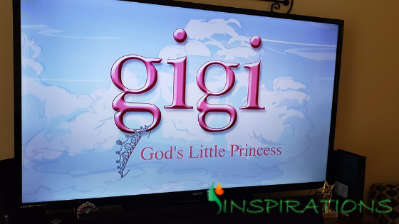 Watch on PureFlix, Gigi God's little Princess, God's Princess, Christian show for little girls, God's Princess show