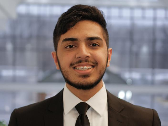 Student Spotlight: Husain Haidri