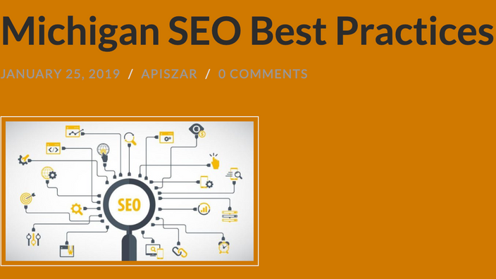 Michigan SEO Best Practices