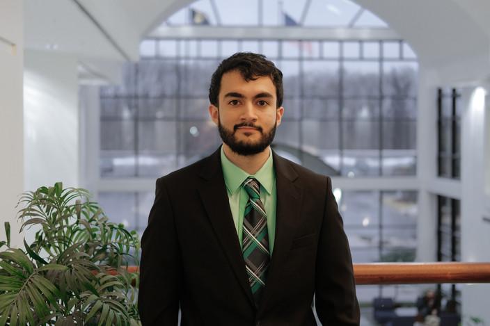 Student Spotlight: Yousaf Khan