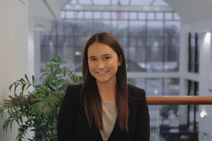 Student Spotlight: Rebeca Simu