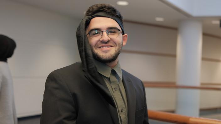 Student Spotlight: I.B. Mourad