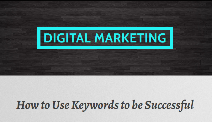 How to Use Keywords to be Successful